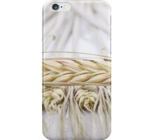 wheat ears cereals iPhone Case/Skin