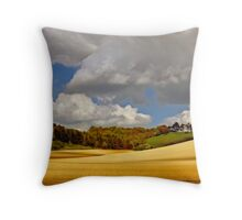 North Downs Way 5 Throw Pillow