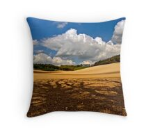 North Downs Way 7 Throw Pillow