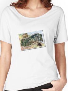 Jonestown Getaway T-Shirt Women's Relaxed Fit T-Shirt