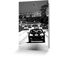 Annapolis by road Greeting Card