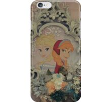 Disney Anna Elsa Disney Princesses Disney Frozen iPhone Case/Skin