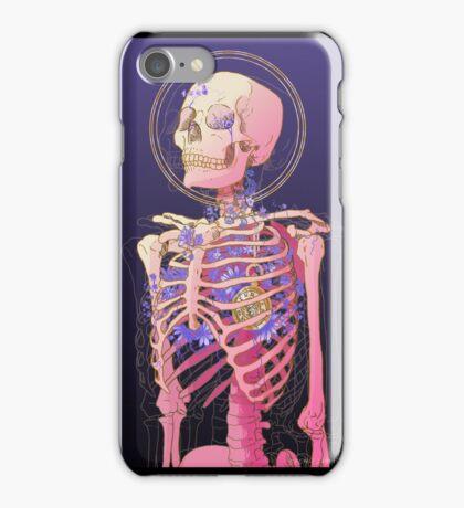 Skeleton  iPhone Case/Skin