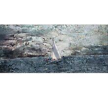 Canadian Sailin Photographic Print