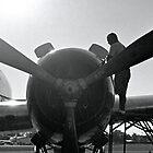 Engine Work by njordphoto