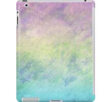 Blurred Colours iPad Case/Skin