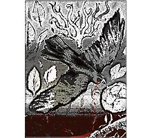 sons of anarchy sam crow weeping bird  Photographic Print