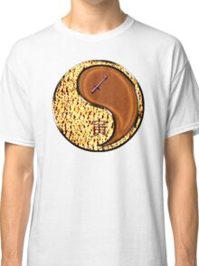 Sagittarius & Tiger Yang WOod Classic T-Shirt