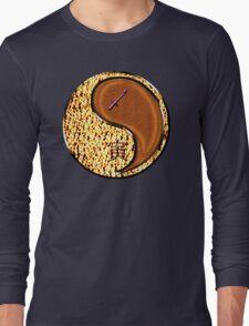 Sagittarius & Tiger Yang WOod Long Sleeve T-Shirt