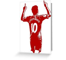 Coutinho Greeting Card