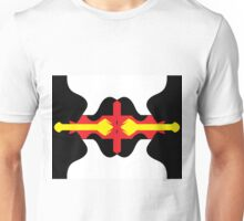 Cross Your Heart Unisex T-Shirt
