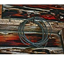 Knot Eye Photographic Print