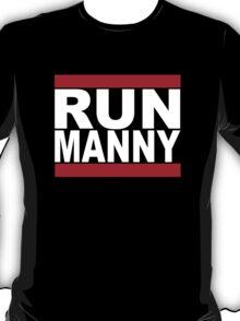 Run Manny T Shirt for Floyd Mayweather Fans T-Shirt