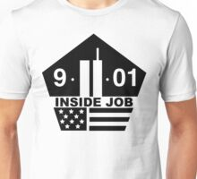 9/11 - Inside Job - Pentagon Unisex T-Shirt