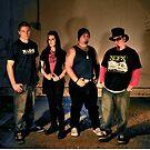Punk Band Promo by KellyJo