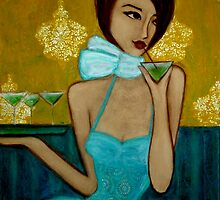 midori girl by Petra Pinn