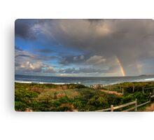 HDR Rainbow Canvas Print