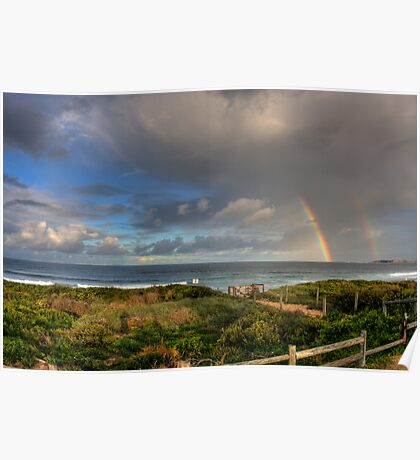 HDR Rainbow Poster
