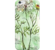 Gone to seed iPhone Case/Skin