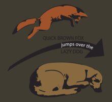 quick brown fox by designerds