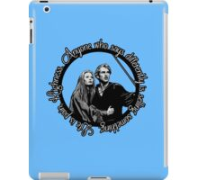 Princess Pain iPad Case/Skin