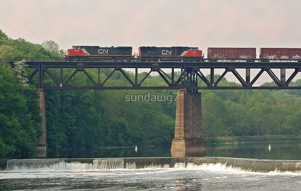 Crossing The Grand_1 by sundawg7