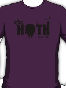 Battle of Hoth - Star Wars T-Shirt