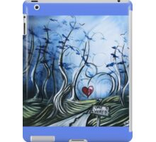 Whimsyville Series- One Way To The Heart iPad Case/Skin