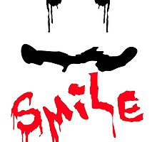 Just Smile Already  by okiedane