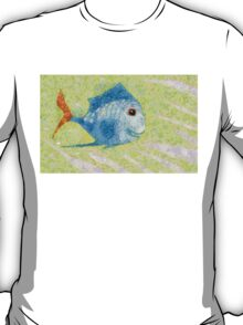 IF FISHES WERE WISHES, THEN THIS IS KISSES T-Shirt