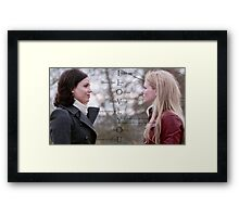 Nothing Without Love Framed Print