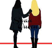 Swan Queen  by Xojesss