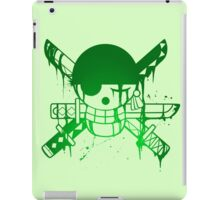 Roronoa Zoro - post timeskip iPad Case/Skin