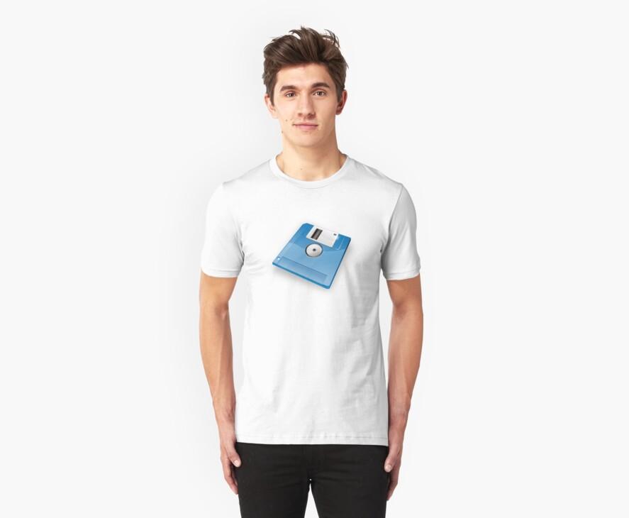 Floppy Disk by Jason Bird