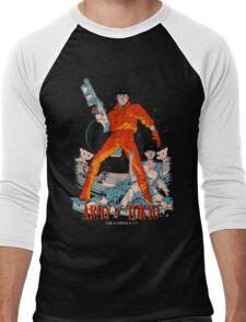 Army of Tokyo Men's Baseball ¾ T-Shirt