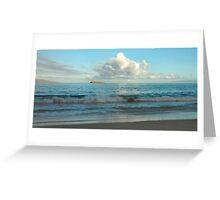 Little Makena Beach, Maui Greeting Card