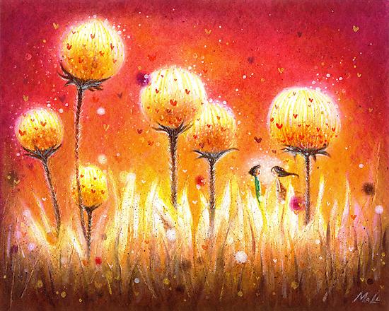 Babu's Love by May Ann Licudine