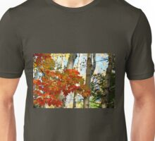Harmony - Birch And Maple Unisex T-Shirt