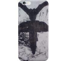 Demon Goth Print iPhone Case/Skin