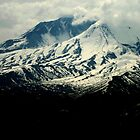 Mt St Helens by Saraina Lewis