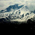 Mt St Helens by Saraina Williams