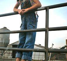 Farm girl.  by rosemre