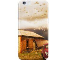 Flocking in iPhone Case/Skin