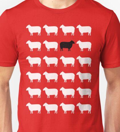 Black Sheep Unisex T-Shirt