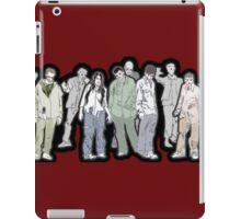 Walking Dead - Zombies iPad Case/Skin