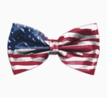USA Bow Tie by therealvrex