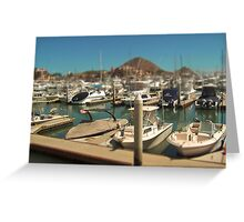 Day for a Boat Ride Greeting Card