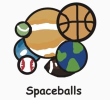 Spaceballs  by Kimberly Temple