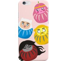 Adventure Daruma iPhone Case/Skin