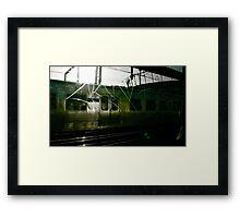 Retro Ride Framed Print